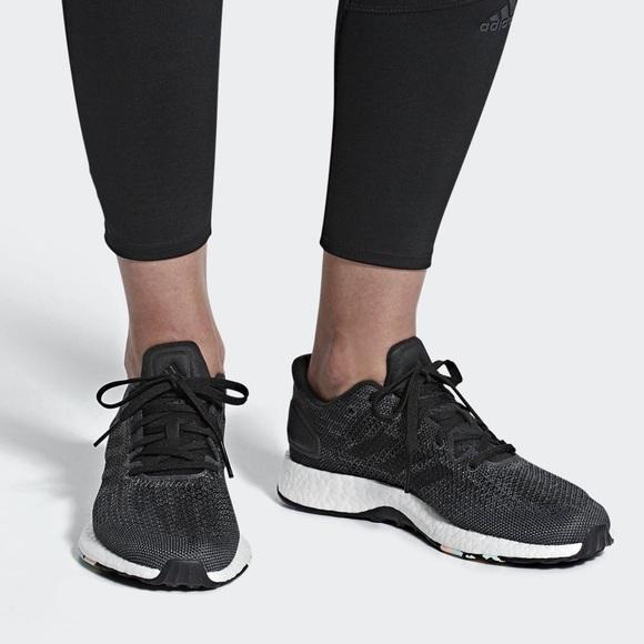 Fashion Style Adidas Pureboost DPR LTD Shoes Men's Running